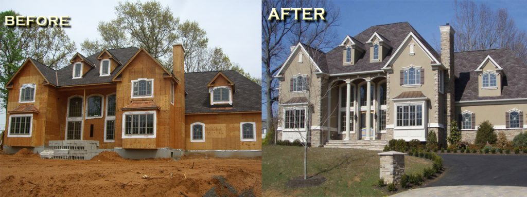 stucco installation nj