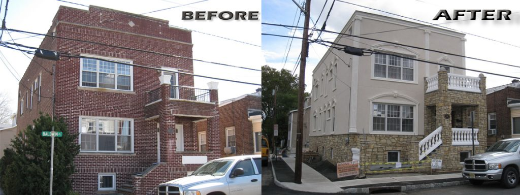 nj stucco installation