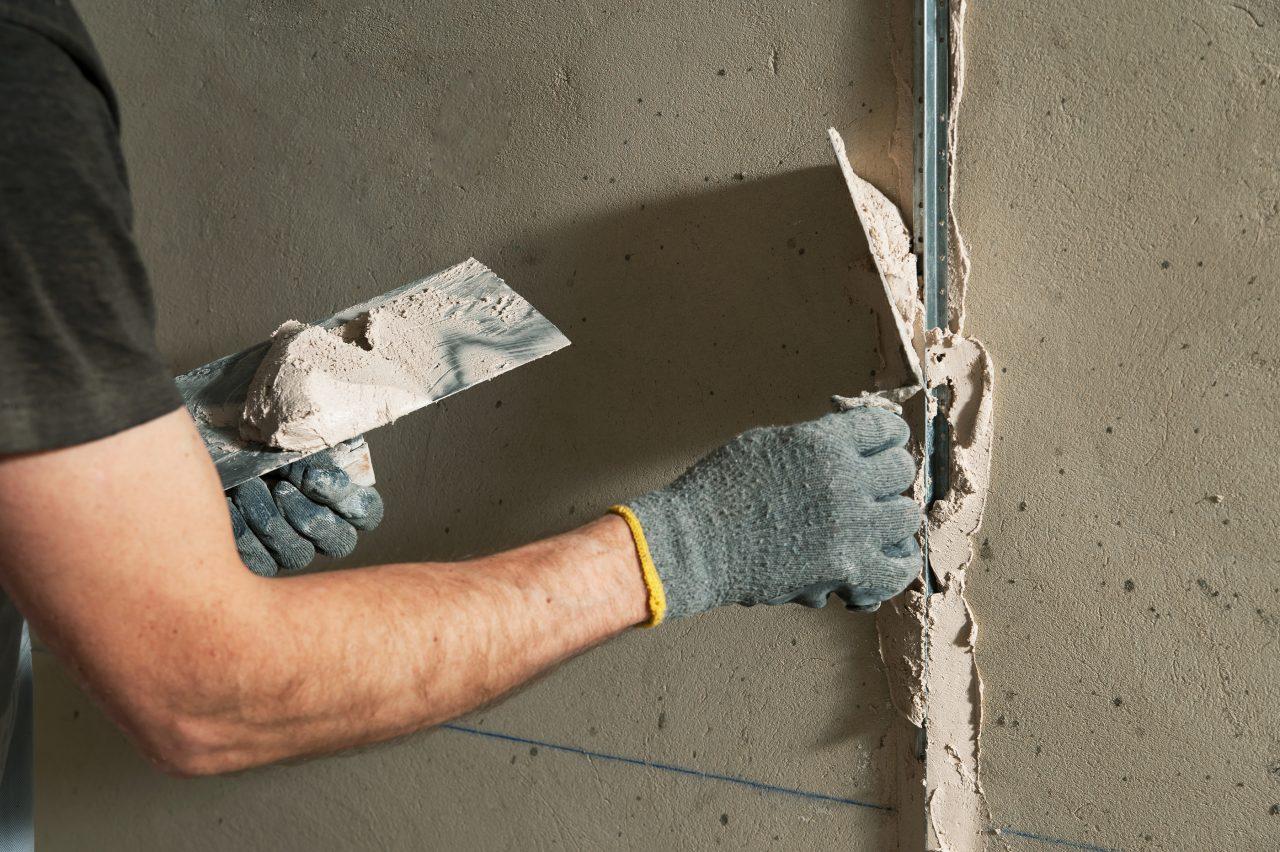 Ремонт стен на кухне своими руками: пол и потолок, как выровнять 86