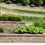 Improve Your Yard by Building a Stone Retaining Wall