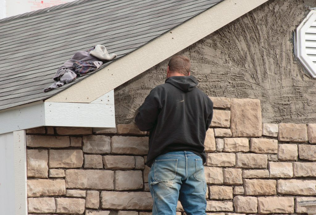 Stucco And Stone Choosing The Best Siding For Your Home